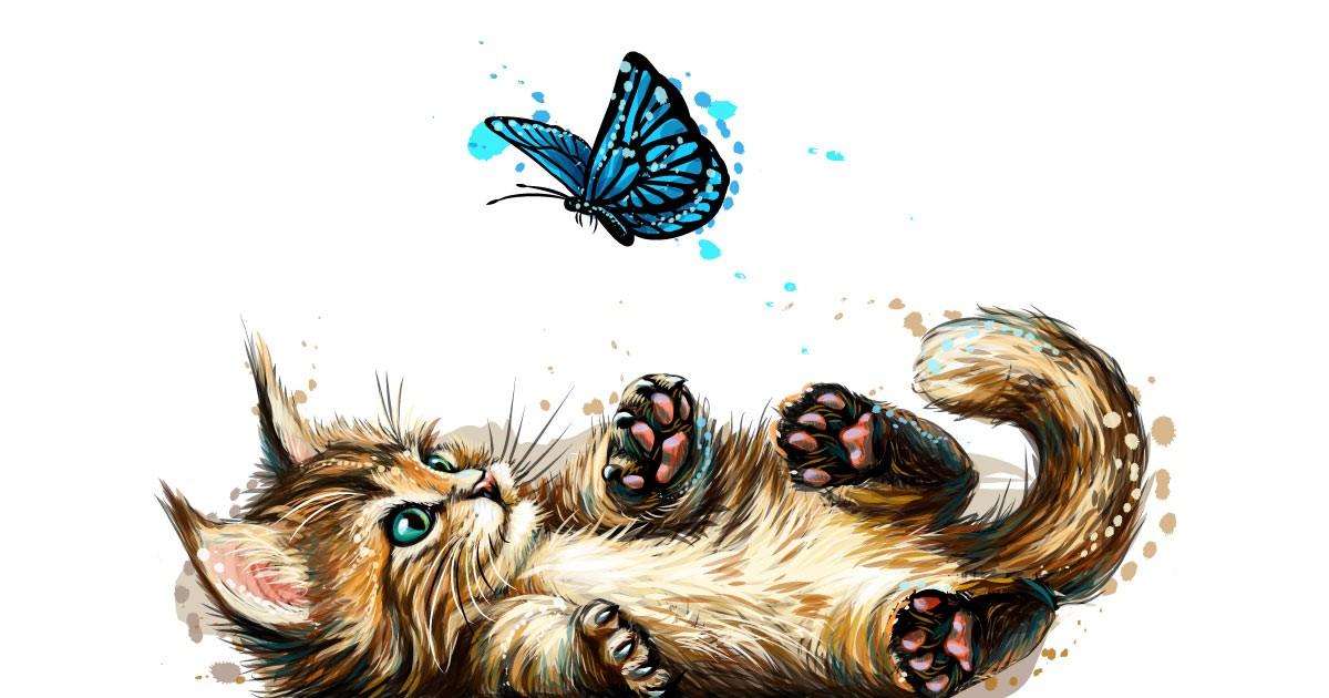 Сказка Как котенок искал друзей (Россия, Пирожков Дмитрий). Слушайте Аудио. Скачиваете FB2.