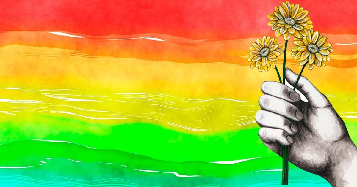 Сказка Букет из жёлтых цветов (Россия, Пирожков Дмитрий). Аудио. FB2.