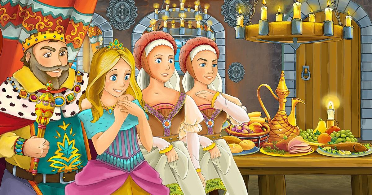 Читать и слушать Сказка о трех пирогах (Русские сказки, Елена Рабкина). Скачать FB2 бесплатно