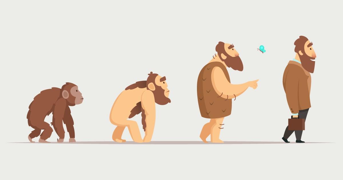 Сказка про эволюцию (Украина, Д. Пирожков). Аудио. FB2.