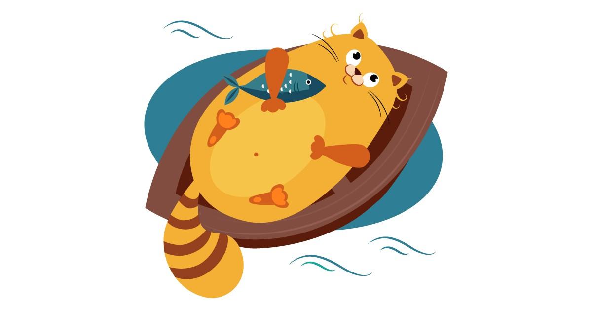 Сказка Водный кот и три его чуда (Россия, Навалихина Анастасия Станиславовна). Слушайте Аудио. Скачиваете FB2.