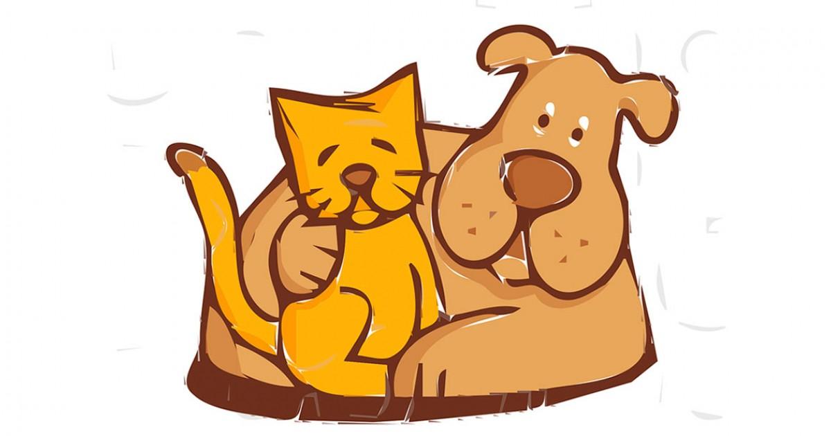 Сказка Пес и кот — лучшие друзья (Россия, Пирожков Дмитрий). Слушайте Аудио. Скачиваете FB2.