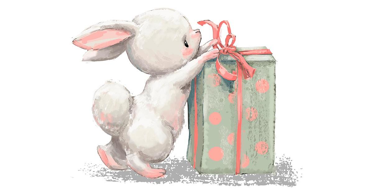 Сказка Подарки для Зайца (Россия, Пирожков Дмитрий). Слушайте Аудио. Скачиваете FB2.
