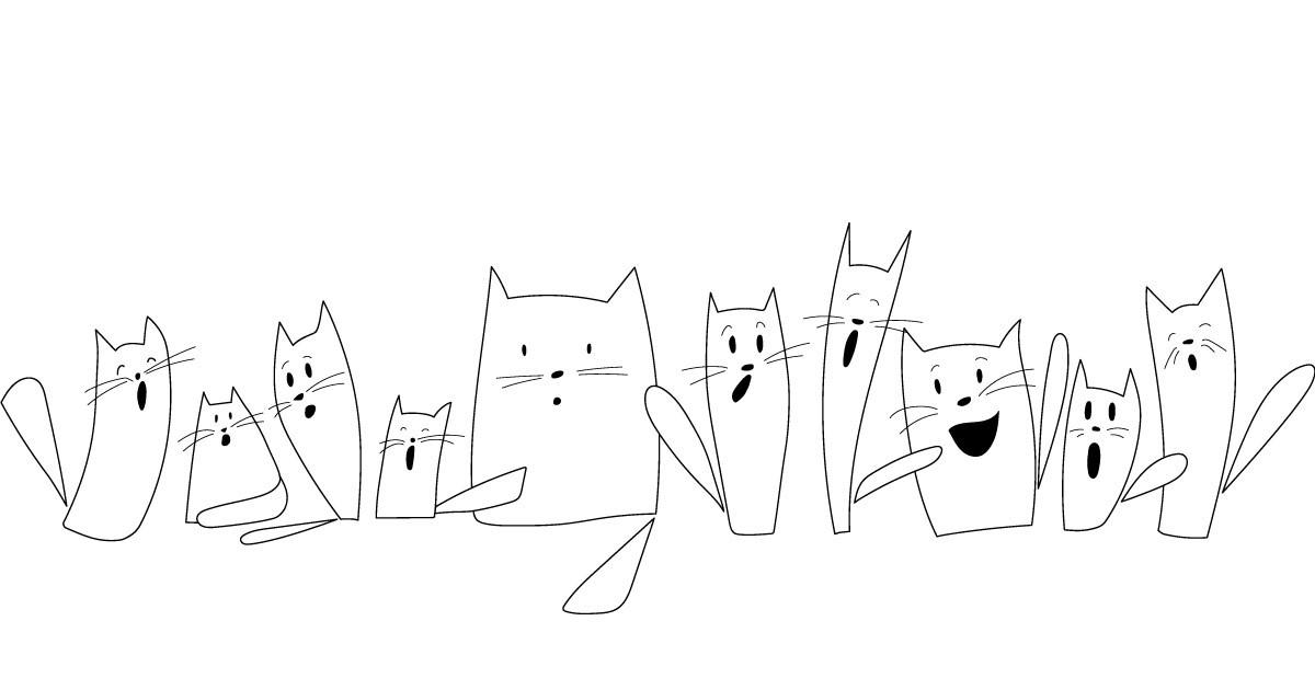 Сказка Жили у бабушки десять котят (Россия, Великанова Юлия Викторовна). Слушайте Аудио. Скачиваете FB2.