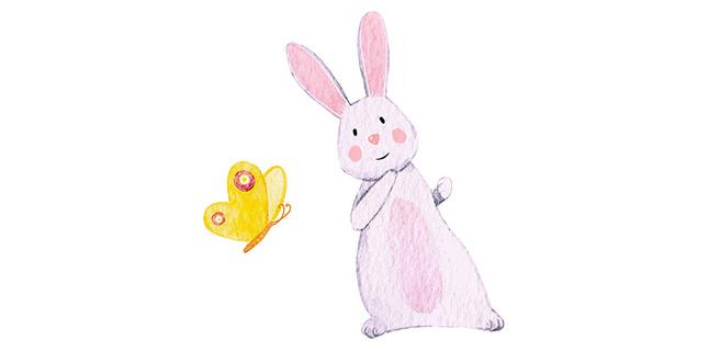 Сказка Как белка зайцу жизнь спасла